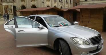 Mercedes S NCC